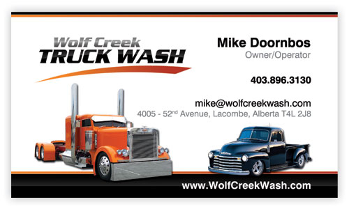 Wolf Creek Truck Wash